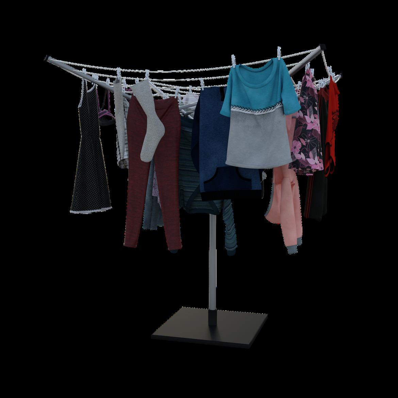 Wat zijn de belangrijkste toepassingen van een droogmolen voor wasgoed?