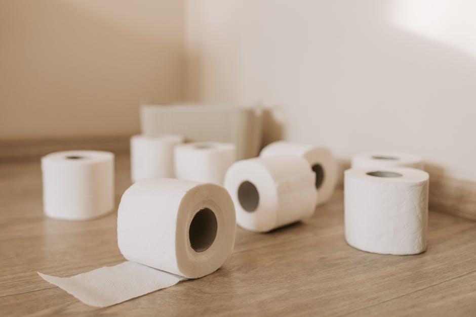Hoe hamsteren mensen badkamerpapier tijdens de pandemie?