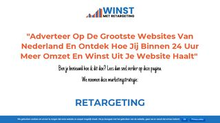 https://winstmetretargeting.nl/
